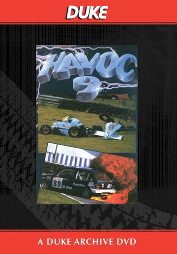 Havoc 9 Duke Archive DVD - click to enlarge