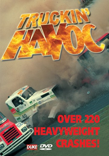 Truckin Havoc NTSC DVD - click to enlarge