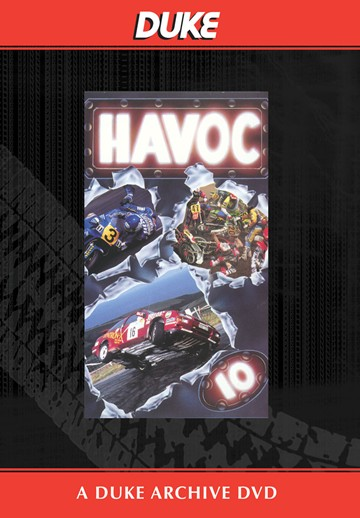 Havoc 10 Duke Archive DVD - click to enlarge