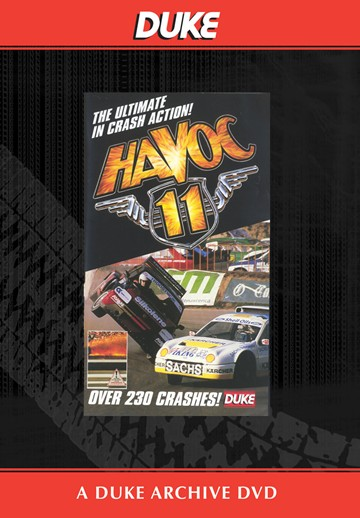 Havoc 11 Duke Archive DVD - click to enlarge