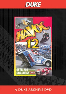 Havoc 12 Duke Archive DVD - click to enlarge