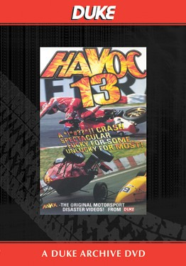 Havoc 13 Duke Archive DVD - click to enlarge