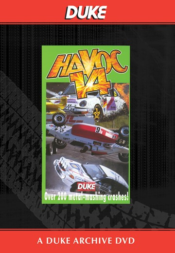 Havoc 14 Duke Archive DVD - click to enlarge