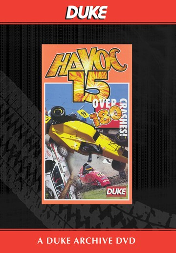 Havoc 15 Duke Archive DVD - click to enlarge