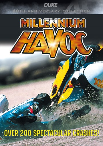 Millennium Havoc Duke Archive DVD - click to enlarge