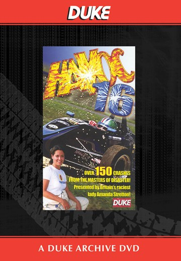 Havoc 16 Duke Archive DVD - click to enlarge