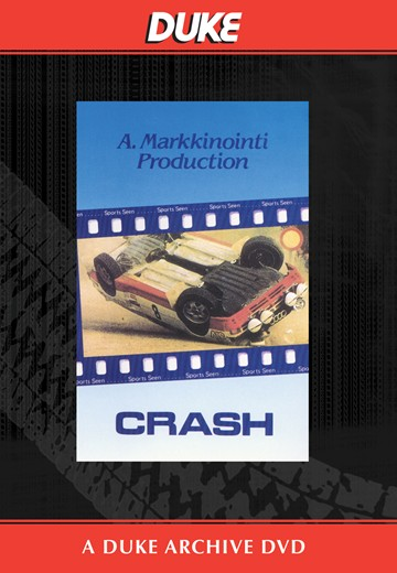 Classic Crash Duke Archive DVD - click to enlarge