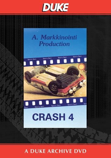 Classic Crash 4 Duke Archive DVD - click to enlarge