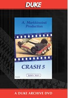 Classic Crash 5 Duke Archive DVD