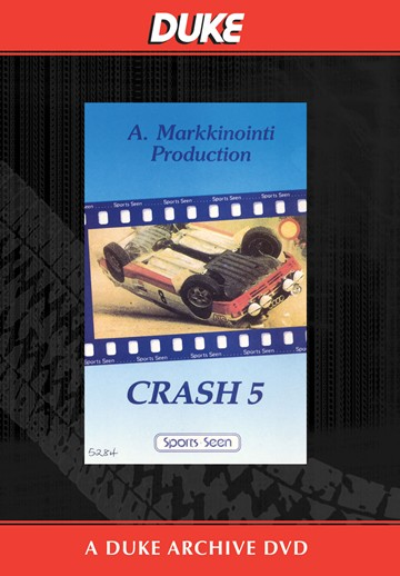 Classic Crash 5 Duke Archive DVD - click to enlarge