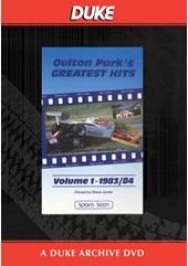 Oulton Park Greatest Hits Volume 1 Duke Archive DVD