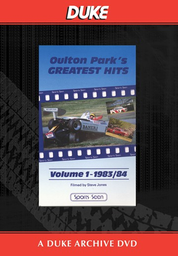 Oulton Park Greatest Hits Volume 1 Duke Archive DVD - click to enlarge