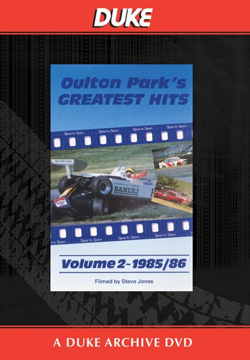 Oulton Park Greatest Hits Volume 2 Duke Archive DVD - click to enlarge