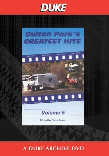 Oulton Park Greatest Hits Volume 5 Duke Archive DVD - click to enlarge