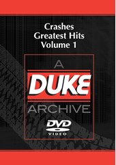 Crashes Greatest Hits Volume 1 Duke Archive DVD