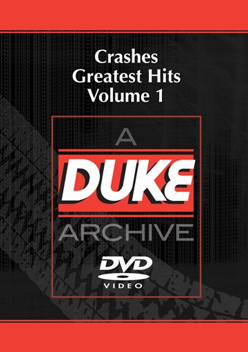Crashes Greatest Hits Volume 1 Duke Archive DVD - click to enlarge