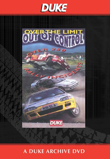 Over The Limit Out Of Control Duke Archive DVD - click to enlarge