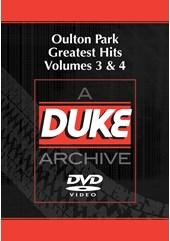 Oulton Park Greatest Hits Volumes 3 & 4 Duke Archive DVD