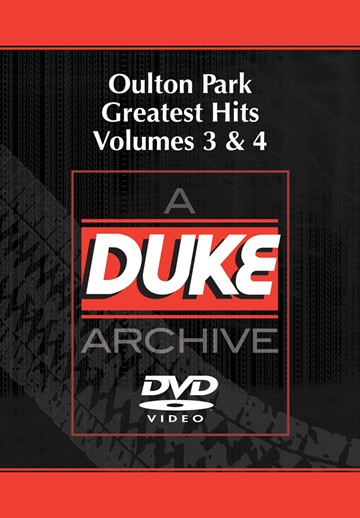 Oulton Park Greatest Hits Volumes 3 & 4 Duke Archive DVD - click to enlarge