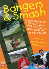 Bangers & Smash (With Brewer & Head) NTSC DVD
