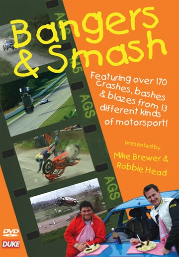 Bangers & Smash (With Brewer & Head) NTSC DVD - click to enlarge