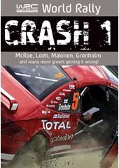 WRC Great Crashes Vol 1 DVD