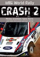 WRC Great Crashes Vol 2 DVD
