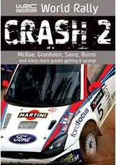 WRC Great Crashes Vol 2 DVD