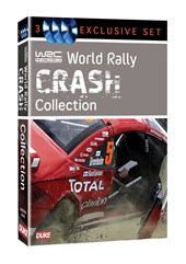 WRC Crash Collection (3 Disc) DVD