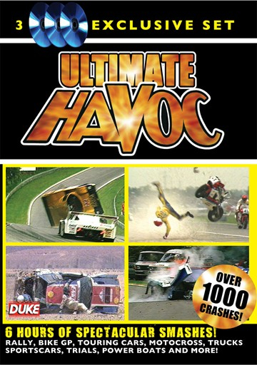 Ultimate Havoc (3 Disc) DVD - click to enlarge