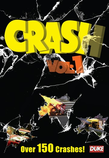 Crash Vol 1 DVD - click to enlarge