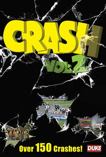 Crash Vol 2 DVD - click to enlarge