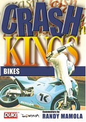 Crash Kings Bikes DVD
