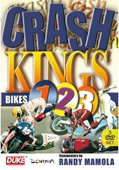 Crash Kings Bikes (3 DVD) Collection