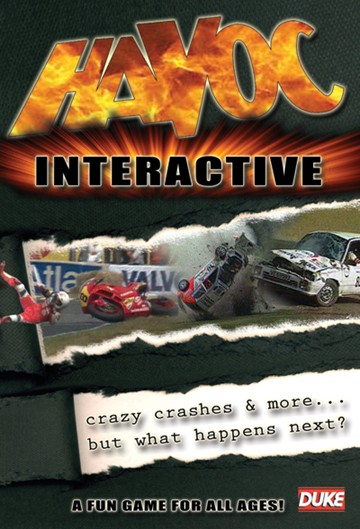 Havoc Interactive DVD - click to enlarge