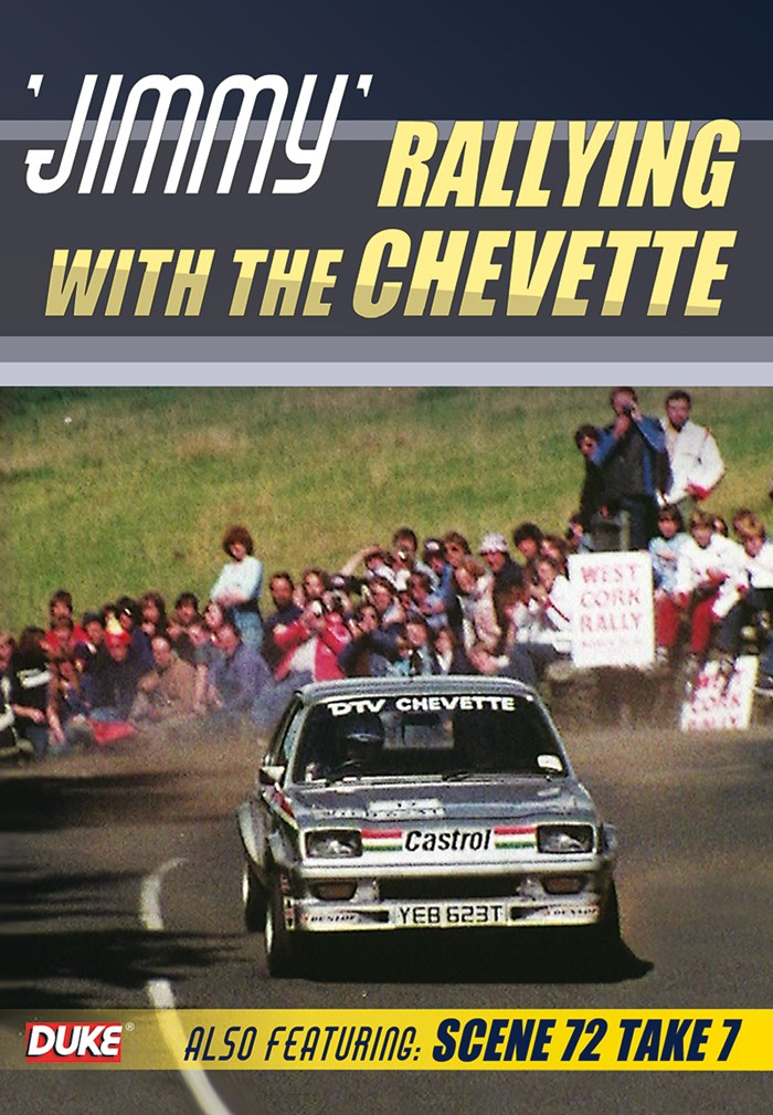 'Jimmy' - Rallying with the Chevette