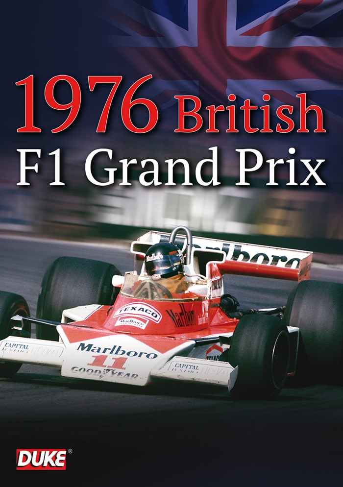 F1 1976 British Grand Prix DVD
