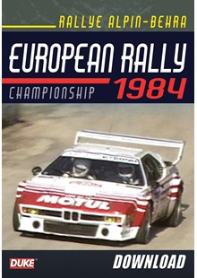 ERC 1984 - Rallye Alpin-Behra - Download