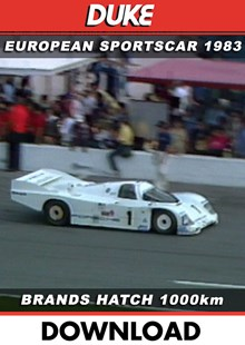 European Sportscar Championship 1983 - Brands Hatch 1000km - Download