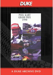 Peel Kart GP 1990 Duke Archive DVD