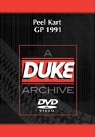 Peel Kart GP 1991 Duke Archive DVD