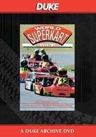 Superkart World Review 1991 Duke Archive DVD