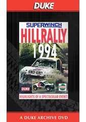 Superwinch Hill Rally 1994 Duke Archive DVD