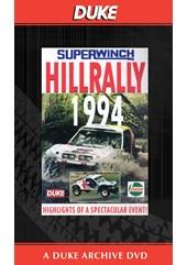 Superwinch Hill Rally 1994 Duke Archive DVD