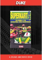Superkart World Review 1993 Duke Archive DVD