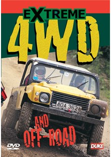DVD Extreme 4WD Offroad