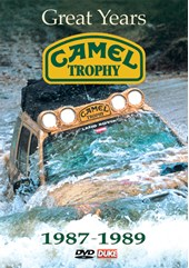 Camel Trophy Great Years 1987 -89 DVD