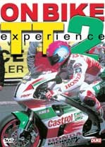 On Bike TT Experience 2 NTSC DVD