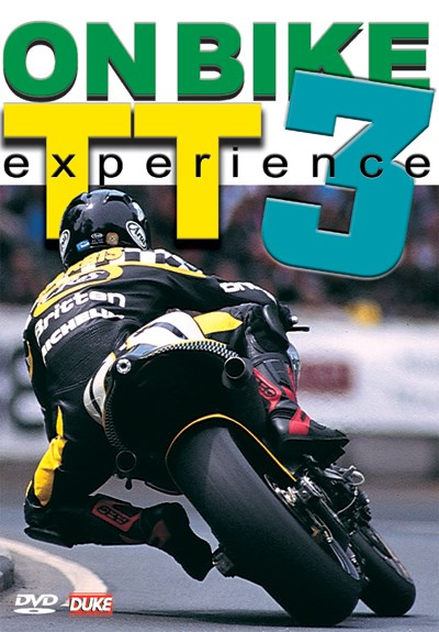 On Bike TT Experience 3 NTSC DVD