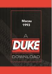 Macau GP 1993 Download